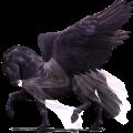 Draft Pegasus Shire Dark Bay