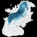 Pony Shetland Chestnut
