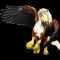 Draft Pegasus Drum Horse Bay