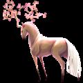 Riding unicorn Dark bay Tovero