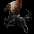 Caballo de montar Marwary Palomino