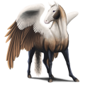 Pegasus pony Connemara Chestnut