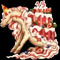 Unicorn pony Kerry Bog Chestnut