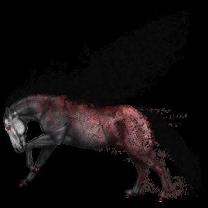 Pegaz wierzchowy Koń pełnej krwi angielskiej Dereszowata