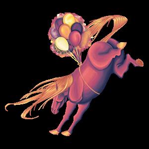 Pony Shetland Dun