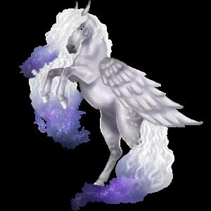 Pegasus pony Australian Pony Flaxen Chestnut