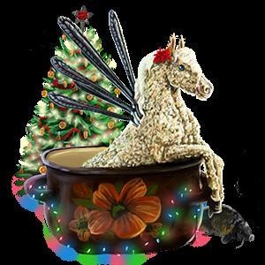Ponypegas Velšský kůň Vraník