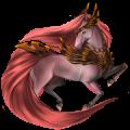 Koń wierzchowy Kłusak francuski Ciemnokasztanowata