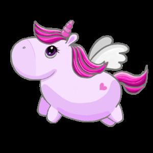 Winged unicorn pony  Chincoteague Pony Cherry bay
