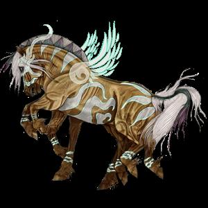 Pony-pegasus Kerry Bog Bruin