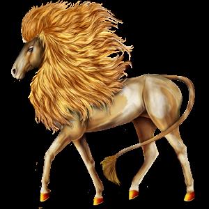 Cavalo de passeio Trotador Francês Castanho