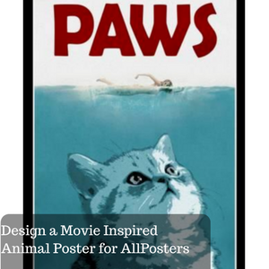 Movie Inspired Animal Poster For AllPosters