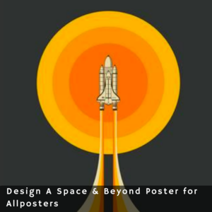 Design A Space and Beyond Poster For AllPosters