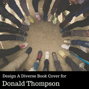 Design A Book Cover for Donald Thompson