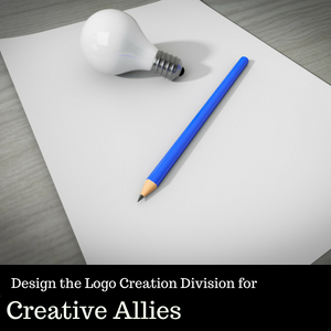 Design the Logo Creation Division Creative Allies