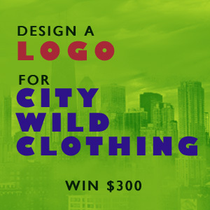Create the Logo for the City Wild Clothing Line
