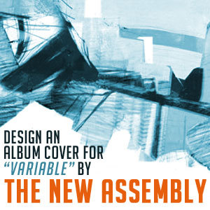 Design the Album Cover of The New Assembly's 'Variable'