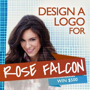 Design a Logo for Rose Falcon