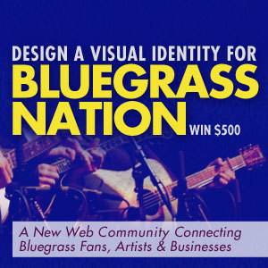 Design a Visual Identity for Bluegrass Nation