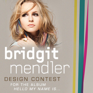 Design Poster Art for Bridgit Mendler