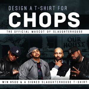 Design a T-Shirt for Chops the Pig