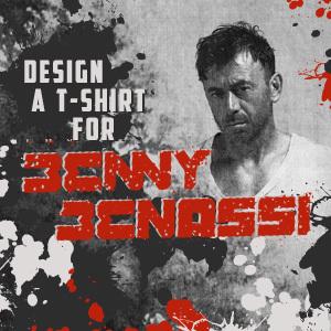 Design a Commemorative T-Shirt for Benny Benassi