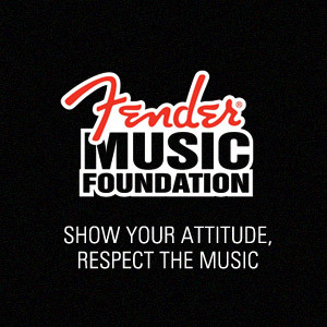 Show Your Attitude, Respect the Music