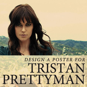 Design a Tour Poster for Tristan Prettyman