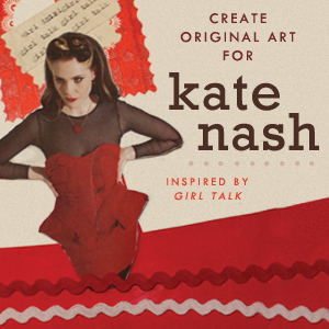 Create Art for Kate Nash