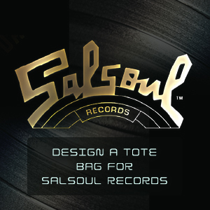 Create a Tote Bag Graphic for Salsoul Records