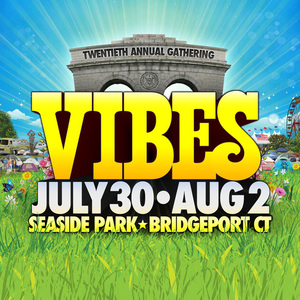 Design a Poster for the 2015 Gathering of the Vibes Festival