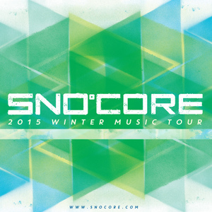 Design a Poster for the SNOCORE Tour