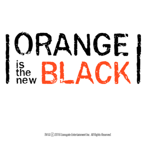 Design a graphic for Orange is the New Black