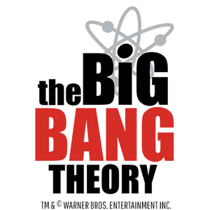 Design a graphic for The Big Bang Theory