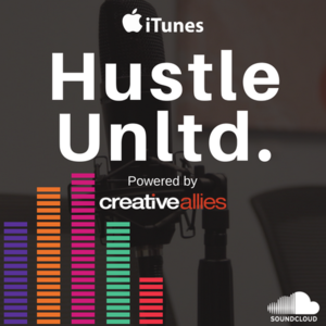 Design a graphic logo for Hustle Ultd.