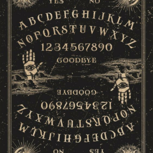 Design Ally Art for Ouija Boards