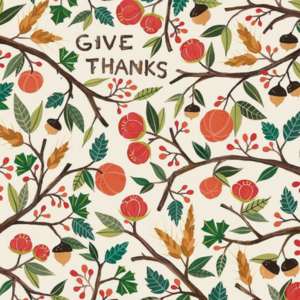 Design Ally Art for Being Thankful & Grateful