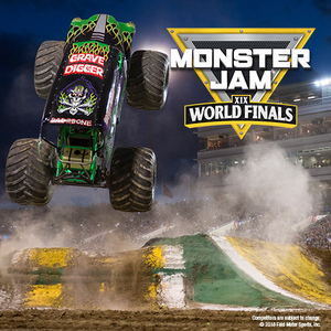 Design the World Finals Poster for Monster Jam