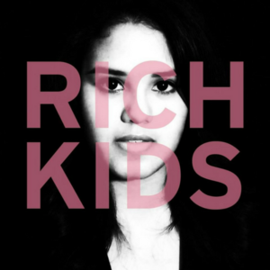 Design the Official Movie Poster for Rich Kids