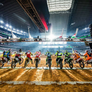 Design the 2018 Championship Poster for Supercross Live