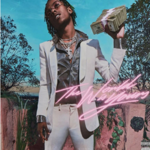 Design an Album Release Poster for Rich The Kid