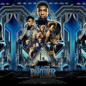 Design Ally Art Inspired by Black Panther
