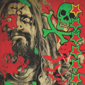 Design A Commemorative Poster for Rob Zombie