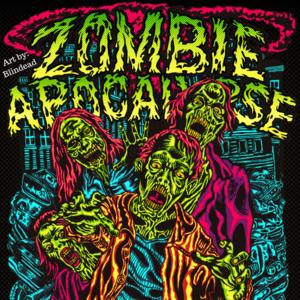 Design Zombie Apocalypse Ally Art