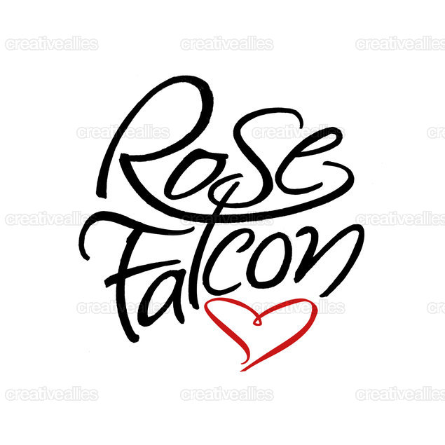 Rose Falcon Specialty by Frank Wallace