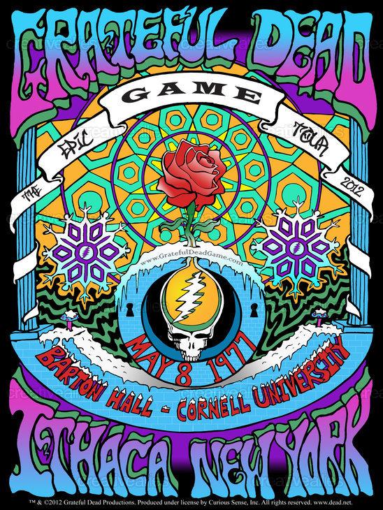 Grateful Dead Tour