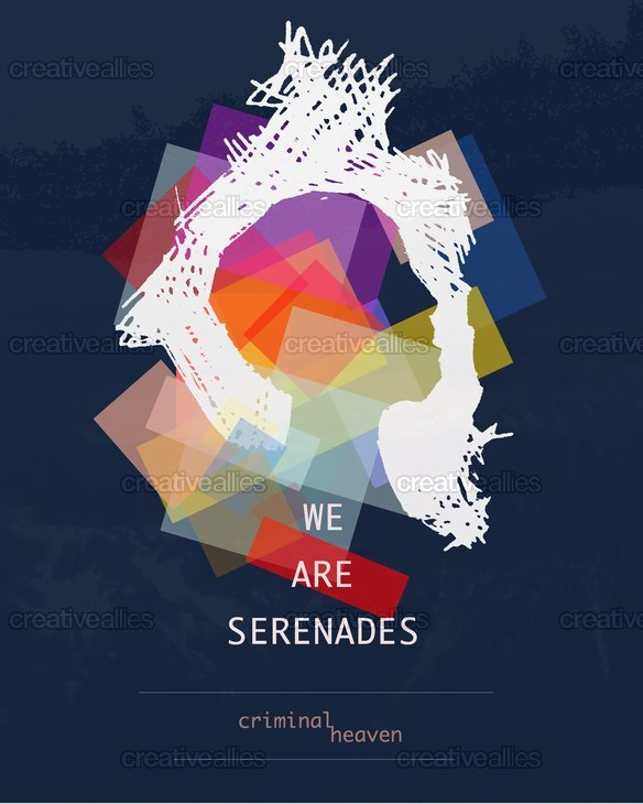 We Are Serenades Poster by megmul on CreativeAllies.com
