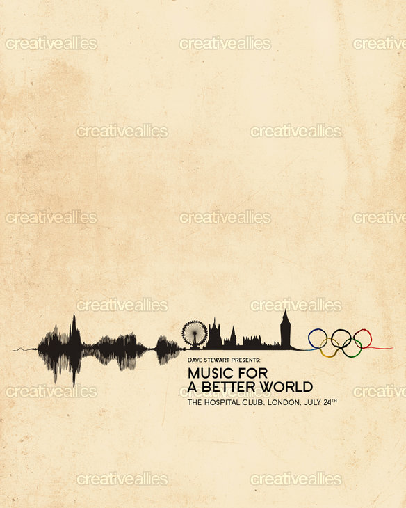 Musicforabetterworld
