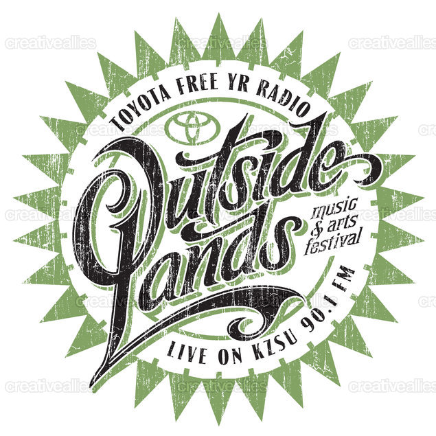Outside Lands Music & Arts Festival Tote Bag by Miamiman on CreativeAllies.com