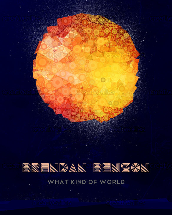 Brendan Benson Poster by mx2 on CreativeAllies.com